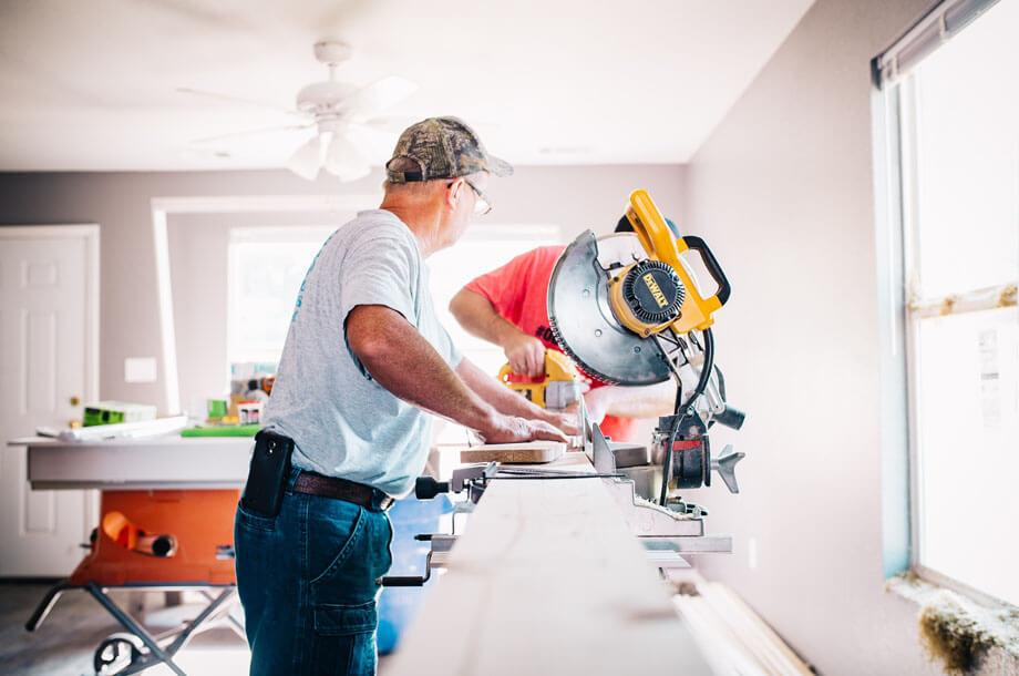 Contractor photo   Liability insurance