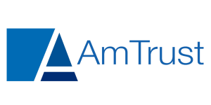 AmTrust logo | Our insurance providers