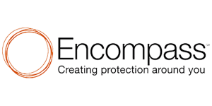 Encompass logo | Our insurance providers