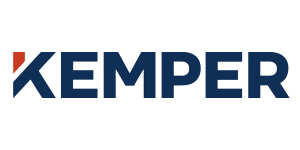 Kemper logo | Our insurance providers