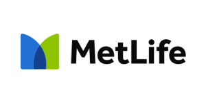 Metlife logo | Our insurance providers