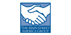 The Main Street America logo | Our insurance providers